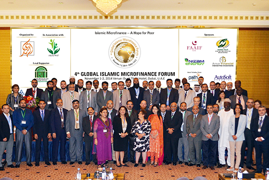4th Global Islamic Microfinance Forum Came to an End in Dubai